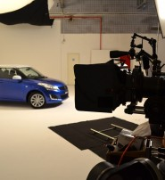 Shooting Suzuki per la European Film Communication